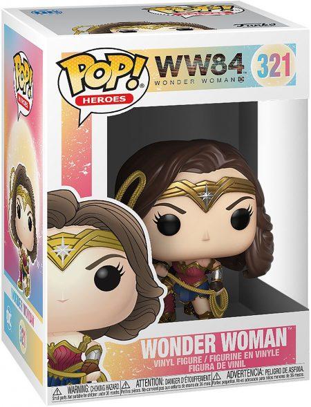 Wonder Woman 1984 POP! Movies Vinyl Figura POP6 9 cm