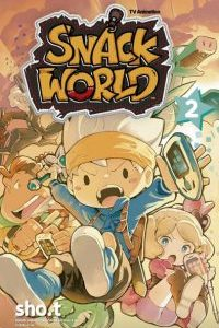 THE SNACK WORLD TV ANIMATION 2