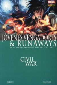 Civil War Jóvenes Vengadores & Runaways