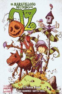 Clásicos Ilustrados Marvel. El Maravilloso Mundo de Oz