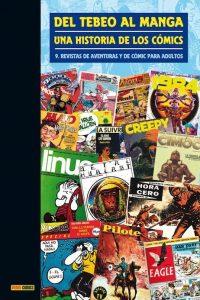 Del Tebeo al Manga. Una Historia de los Cómics 9