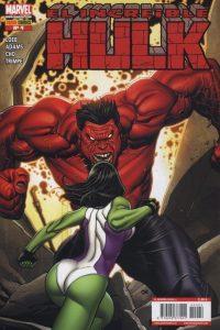 El Increíble Hulk 4