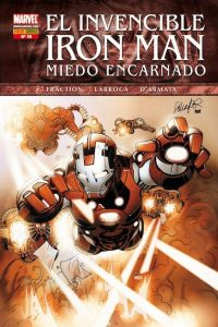 El Invencible Iron Man v2, 15