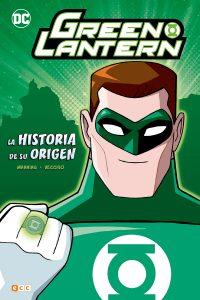 Green_Lantern_La_historia_de_su_origen_cover