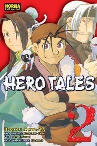 HERO TALES 02