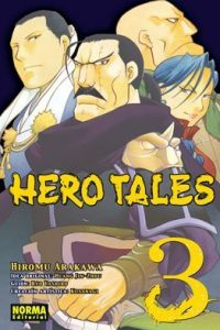 HERO TALES 03