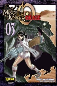 MONSTER HUNTER ORAGE 03