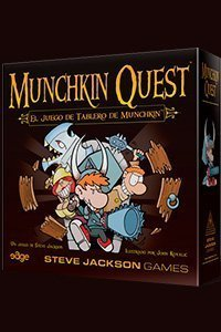 MUNCHKINGQUEST