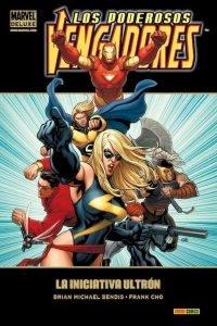 Marvel Deluxe. Los Poderosos Vengadores 1
