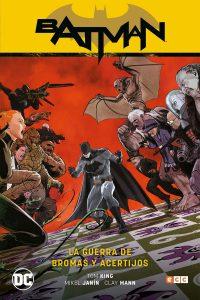 Batman vol. 6: La guerra de bromas y acertijos