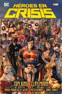 Héroes en Crisis   Universo DC