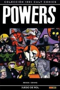 Powers Juego de rol