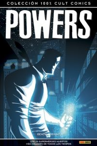 Powers Los 25 superhéroes