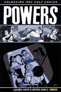 Powers Quién mató a Retro Girl