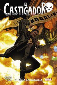 100% Marvel HC. El Castigador  7. Guerra en Bagalia