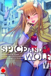 Spice and Wolf  6