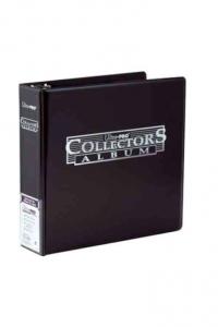 Ultra Pro Collector Card Album Black