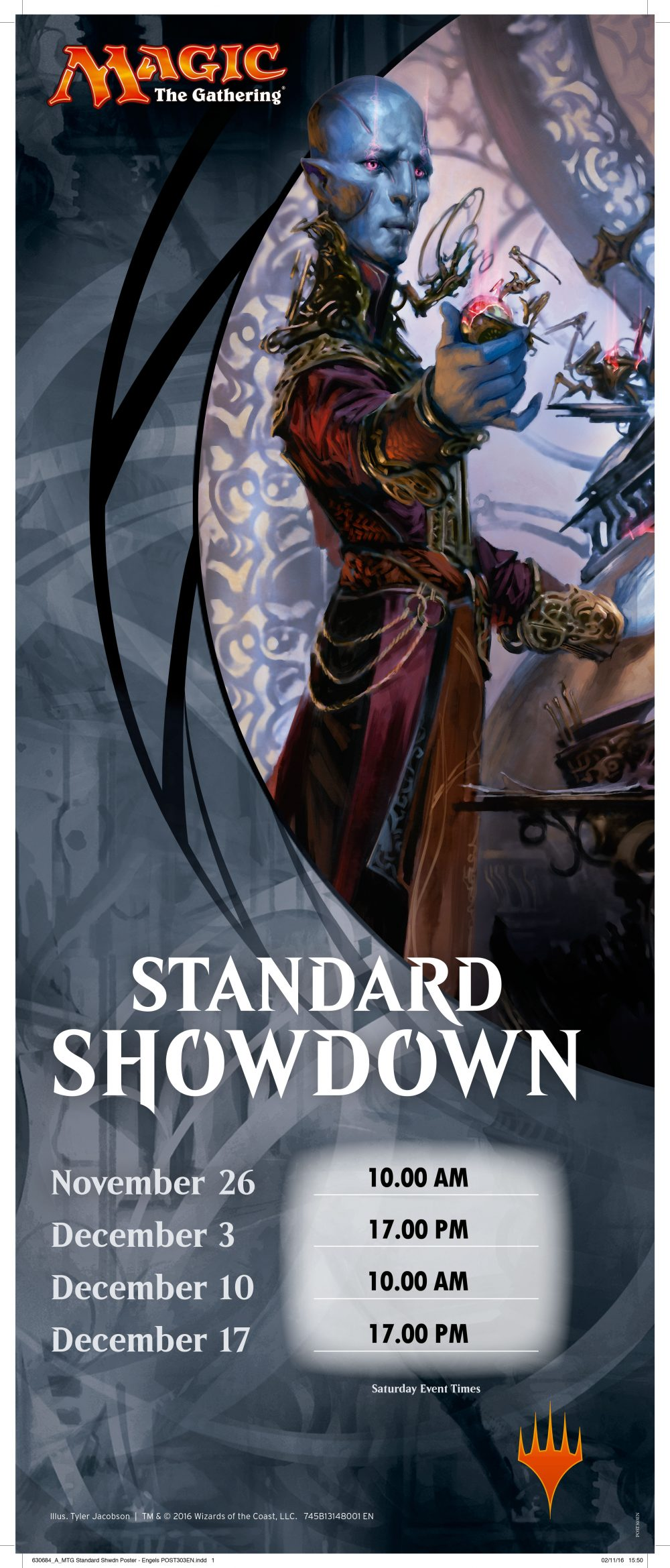 standardshowdown_poster