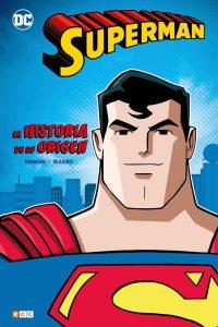 Superman_La_historia_de_su_origen_cover