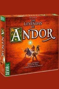 Conviértete en un héroe de Andor y lucha por defender el castillo del viejo rey Brandur.