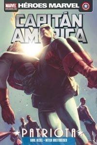 capitan america patriota