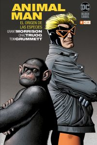 Animal Man vol. 02 de 3 (Biblioteca Grant Morrison)