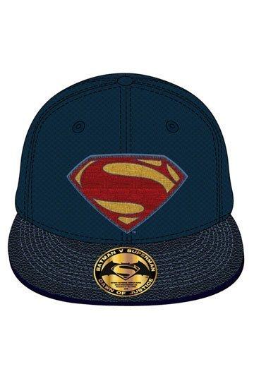 Batman v Superman Dawn of Justice Gorra Béisbol Superman Logo ... b82fa8d9c9a