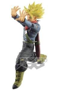 Dragon Ball Super Estatua PVC Super Saiyan Trunks Future Galick Gun 17 cm
