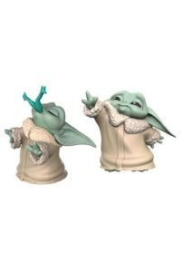 Star Wars Mandalorian Bounty Collection Pack de 2 Figuras The Child Froggy Snack & Force Moment