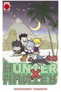 Cover HUNTERX HUNTER 20