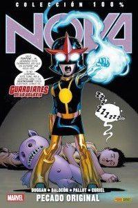 100% Marvel. Nova 4. Pecado Original