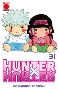 Cover Hunter X Hunter 31