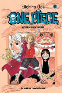 Sobrecob ONE PIECE 41