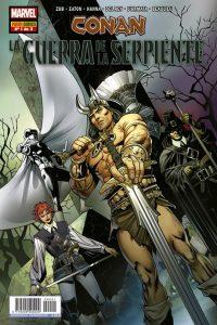 Conan: La Guerra de la Serpiente 1 de 3