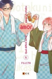 Qué difícil es el amor para un otaku núm. 06