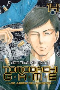 Tomodachi Game, Vol. 14